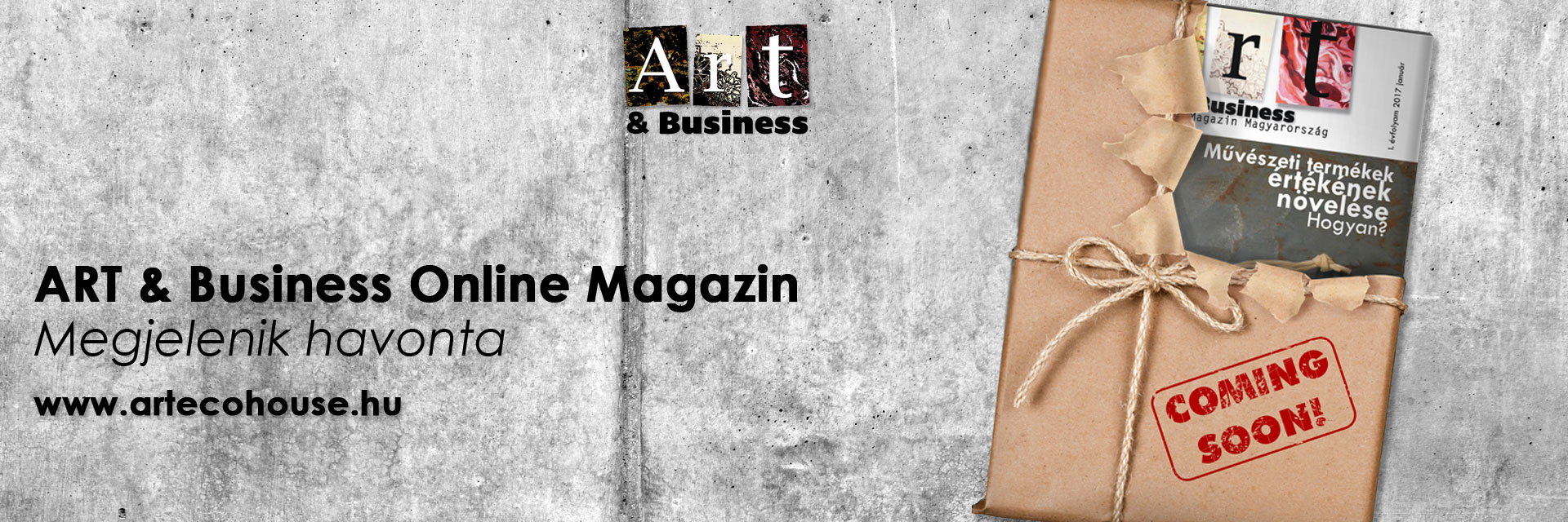 ART & BUSINESS ONLINE MAGAZIN